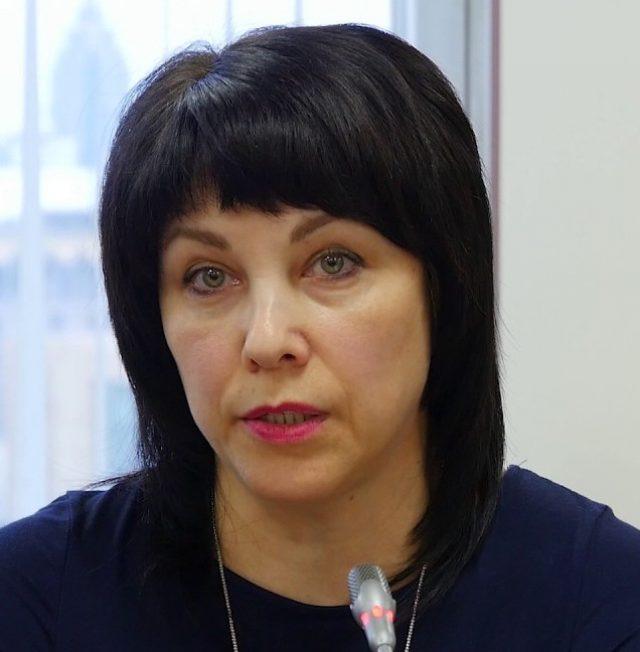 Бондарева Татьяна Валентиновна